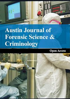 Austin Publishing Group: Austin Journal of Forensic Science and Criminology...