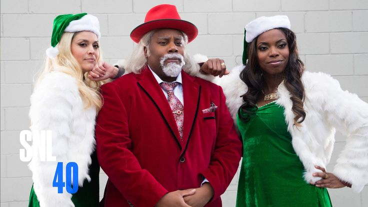 If you've been crossed off Santa's nice list, here comes Sump'n Claus (Kenan Thompson). Get more SNL on Hulu Plus: http://www.hulu.com/saturday-night-live Ge...