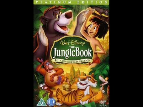 Day 24 - A song you want played at you're funeral - The Jungle Book Soundtrack- Thats What Friends Are For