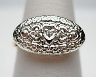 1950s Princess Ring.