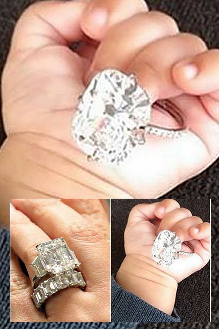 Kim Kardashian Certainly Has Some Big Taste In Diamonds Which Engagement  Ring Do You Prefer
