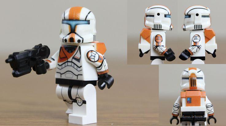 Commando Boss   Lego Star Wars   Pinterest   Lego star wars, Lego ...