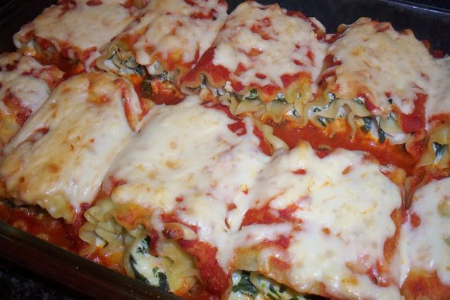 My little cottage in the making: 7 WEIGHT WATCHER POINTS FOR SPINACH LASAGNA