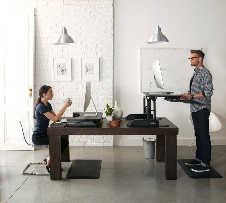 Stylish standing desks from VARIDESK