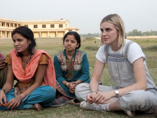 "QUOTE OF THE DAY: Sex Traffickers ""Tend Not to Target"" Girls in Uniform,"" Says Phoebe Dahl 