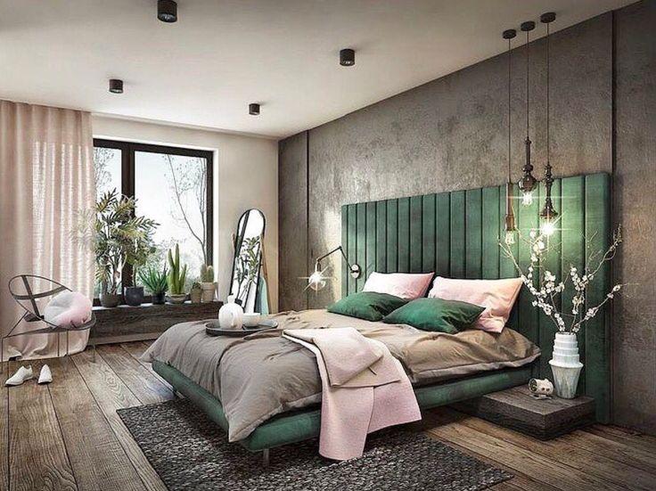 Green and grey scheme