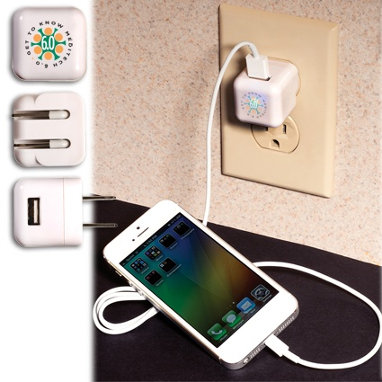 AC Mobile USB Charger