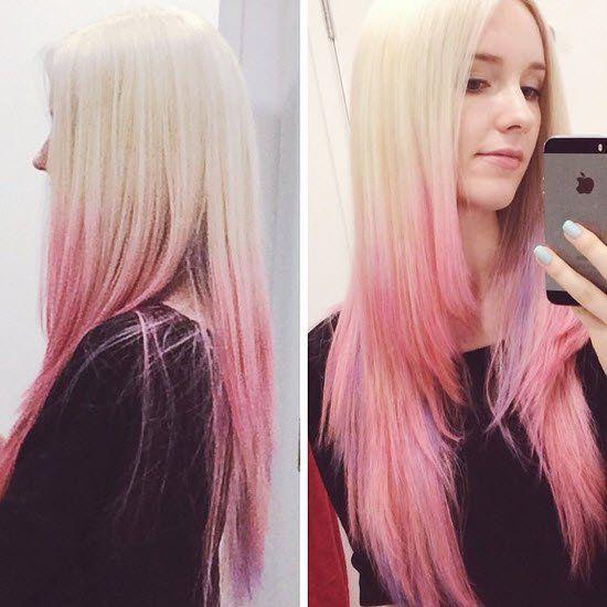 pink-balayage-transformation-1.jpg (550×550)