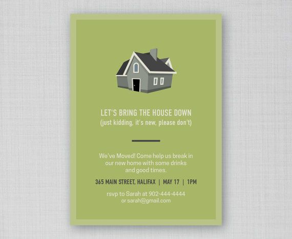 House Warming Invitation with best invitation sample