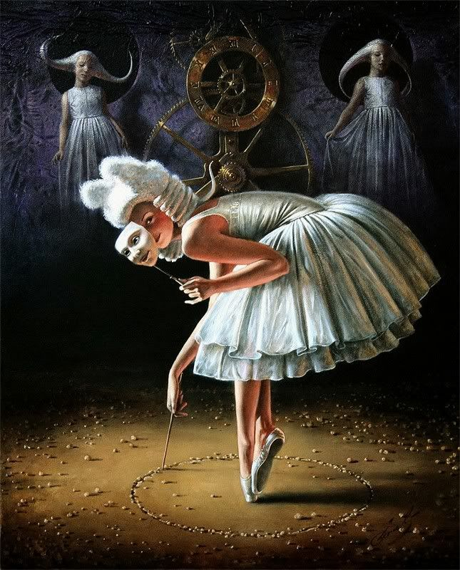 Michel Cheval: surrealismo e absurdo < Guerra Creativa