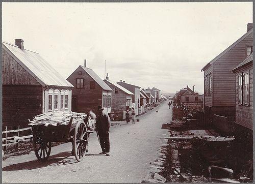 Reykjavík.--Vesturgata