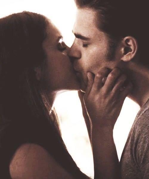 Stefan and Elena ~ Vampire Diaries