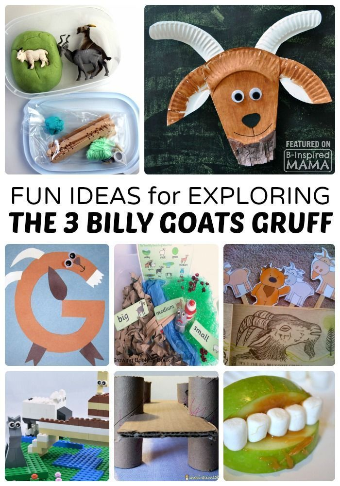 facts about goats for preschoolers 89 best the three billy goats gruff images on 138