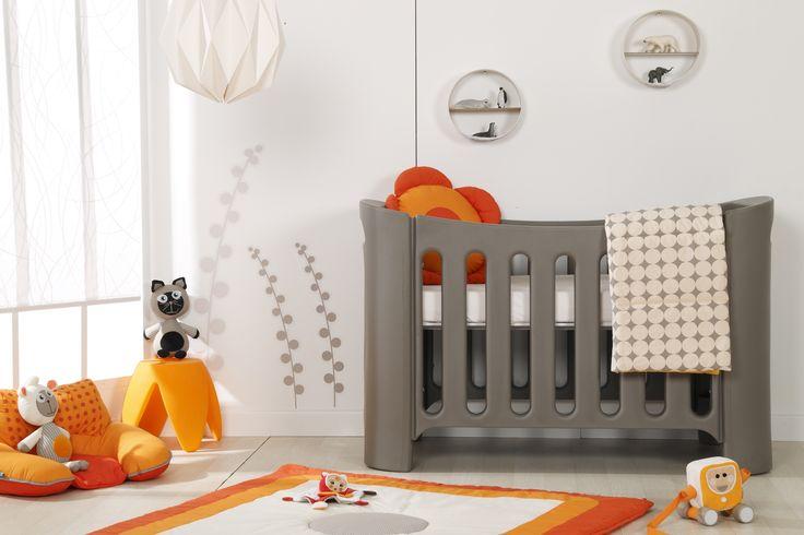 Décoration de chambre de bébé avec le lit Dreamy