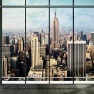 Inca o fereastra in dormitor ;) Un fototapet mare... 3.15 latime x 2.32 inaltime