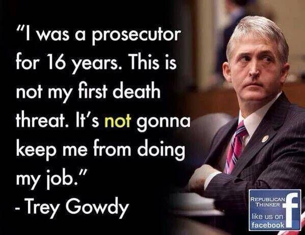 Rep. Trey Gowdy | Texas Tea Party Patriots