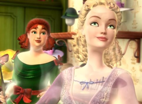 23 best images about Barbie in A Christmas Carol on Pinterest   Christmas trees, The old and Belle