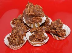 Cornflakes Guetzli