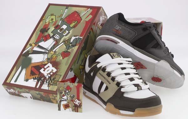 Обувь mike shinoda