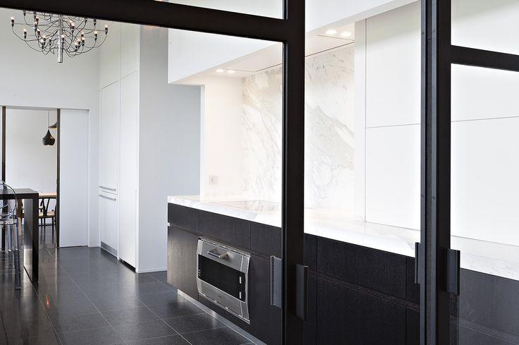 17 beste idee n over landelijke keuken ontwerpen op pinterest landelijke keukenkastjes - Hoe een moderne woonkamer te versieren ...