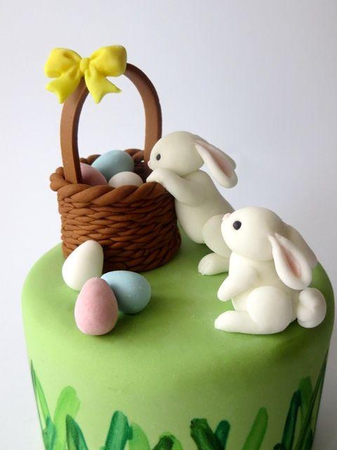 adorable bunnies - tutorial