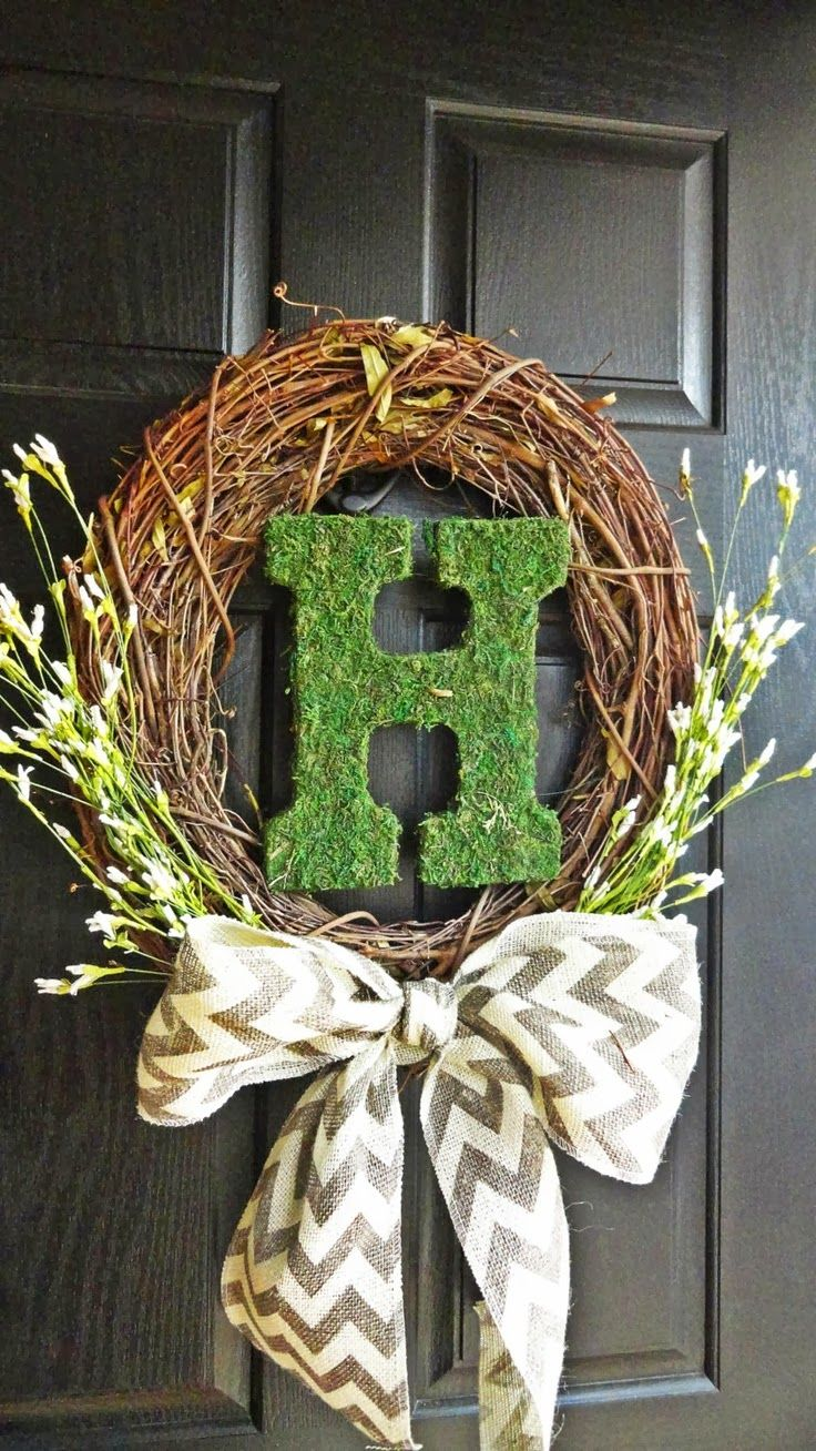 197 best Wreaths images on Pinterest   Wreath ideas, Diy wreath ...