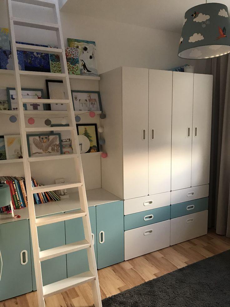 Armadi Per Cameretta Ikea.Ikea Kinderzimmer Stuva Ikea Kinderzimmer Stuva Ikea