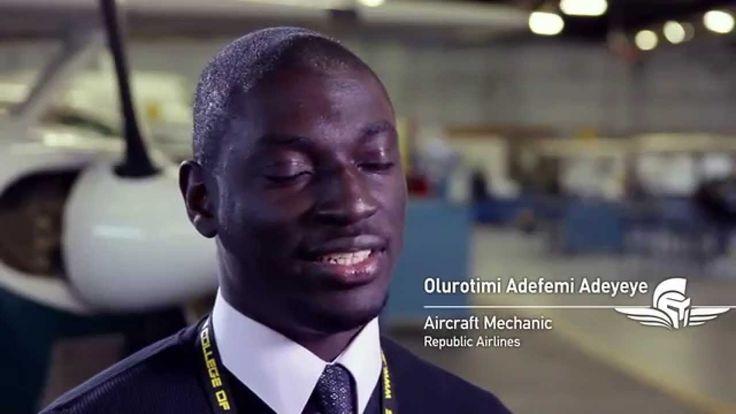 Spartan College Reviews | Aviation Maintenance Technology