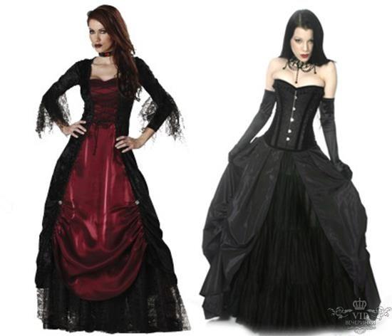 Свадебное платье с кожаным корсетом