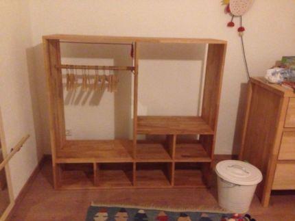 Luxury Montessori Baby Kinder Kleider Schrank
