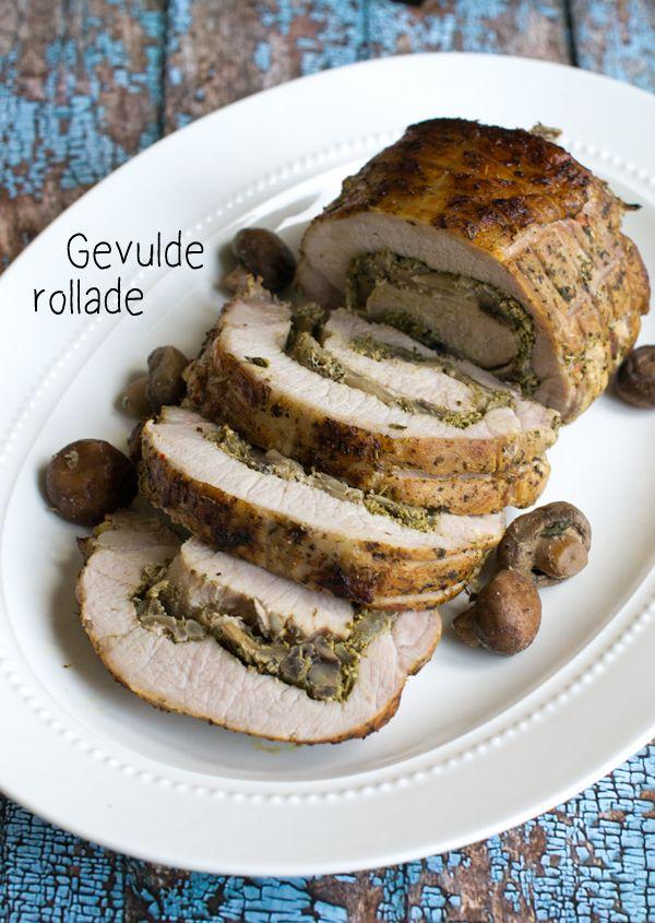 Een luxe dinner? Deze rollade past goed bij een wijn met veel rood fruit en zachte tannines. Ik zeg aan tafel! http://grapedistrict.nl/smooth/fleur-haut-gaussens-bordeaux-2009.html?___SID=U