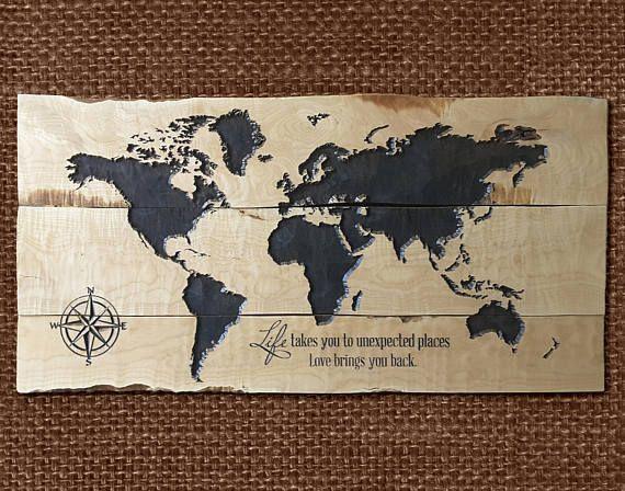 les 25 meilleures id es concernant carte murale du monde sur pinterest fond d 39 cran de voyage. Black Bedroom Furniture Sets. Home Design Ideas