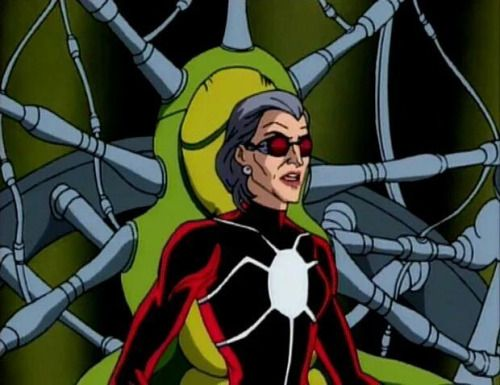 Fun Fact: Stan Lees wife voiced Madame Web in the...