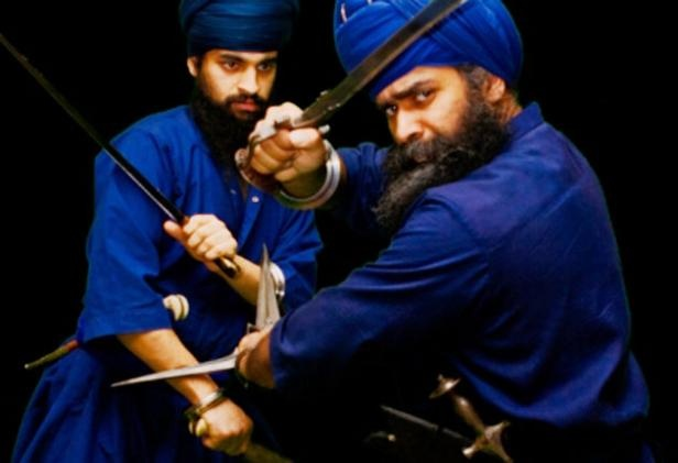 Gatka - one of India's martial arts