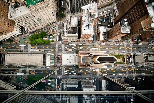 Navid Baraty:高楼俯瞰纽约城 - 新摄影