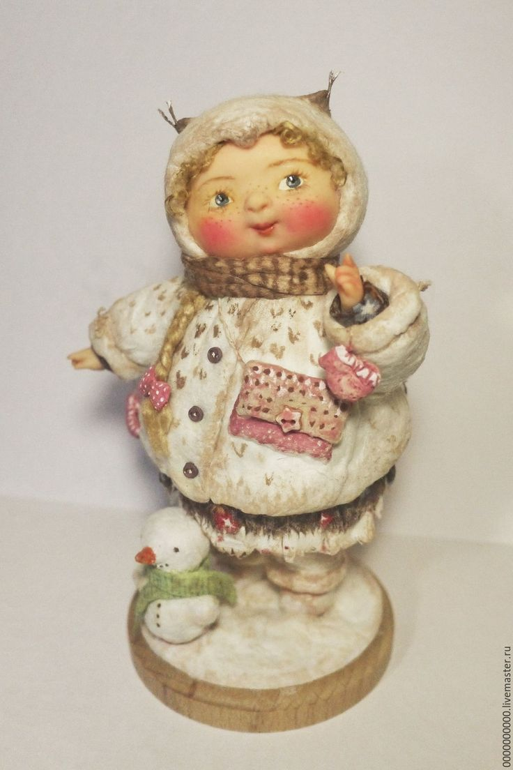 авторская кукла Софьюшка - рождественский подарок, рождественский декор, авторская работа