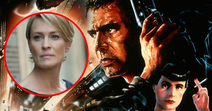 'Blade Runner 2' Brings in Robin Wright -- 'House of Cards' star Robin Wright is in final negotiations for a mystery role in Warner Bros.' 'Blade Runner 2', starring alongside Harrison Ford. -- http://movieweb.com/blade-runner-2-cast-robin-wright/