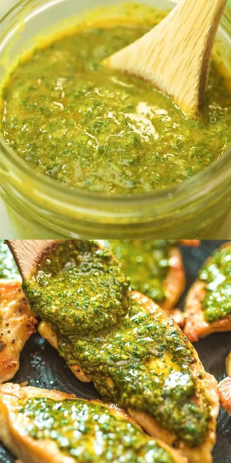 This oh-so-flavorful and tangy Moroccan Chermoula Sauce will serve as a healthy …