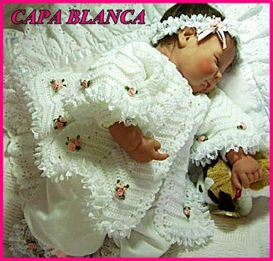 Free Baby Girl Crochet Dress | Crochet baby/ little girl Dresses / White Ripple Dress free crochet ...