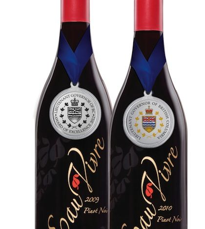 Love Affair: The Lieutenant Governor's Awards for Excellence in #bcwine.