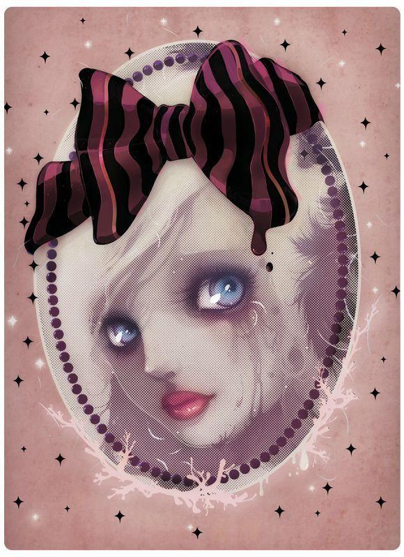 ♥Ludovic Jacqz♥  Retake jolie. Mascara(de)