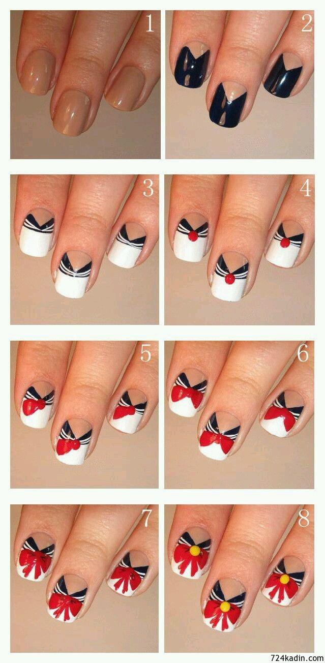 29 besten Nail Art Bilder auf Pinterest | Nageldesign, Nagelkunst ...