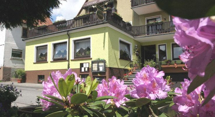 Landgasthof Hagen Grasellenbach This family-run hotel in Gras-Ellenbach offers quiet room with balconies, wellness facilities, and free Wi-Fi. It is a great base for leisure activities in the Bergstraße-Odenwald nature park.