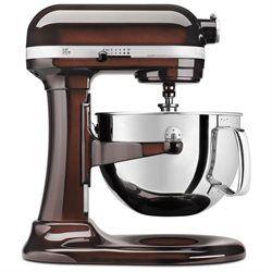 KitchenAid Professional 600 Series 6 Quart Bowl-Lift Stand Mixer (Espresso)