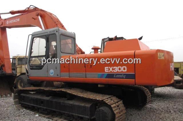 Used Excavator Hitachi EX300 For Sale (EX300) - China Used Hitachi Excavator;Used Excavator;Hitachi Excavator For Sale, Hitachi