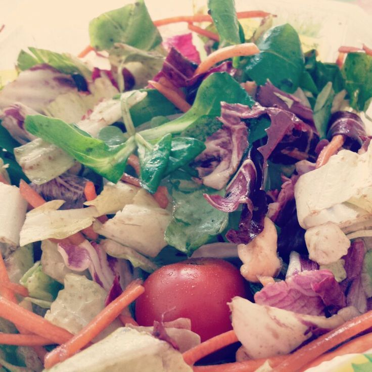 Lunch time #insalata #lunch