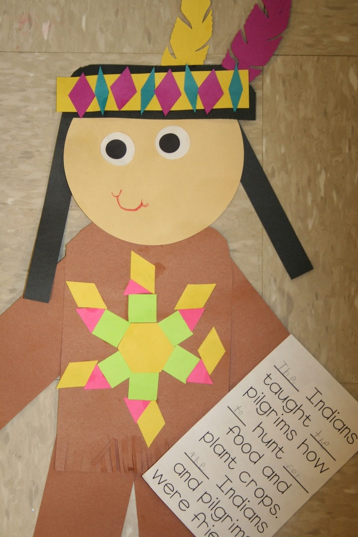 19 Best Native Americans Crafts For Kids Images On