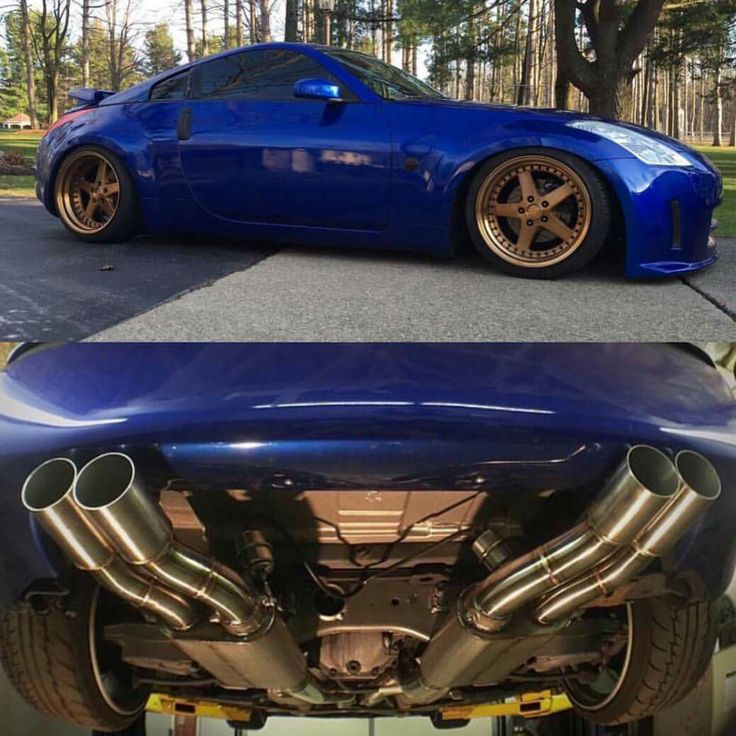 Static Z With Custom Valvetronic Exhaust Owner/photographer Exhaust By