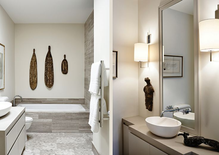 Adelaide Bragg & Associates #interiordesign #adelaidebragg #design #innercity #homedecor #apartment #bathroom