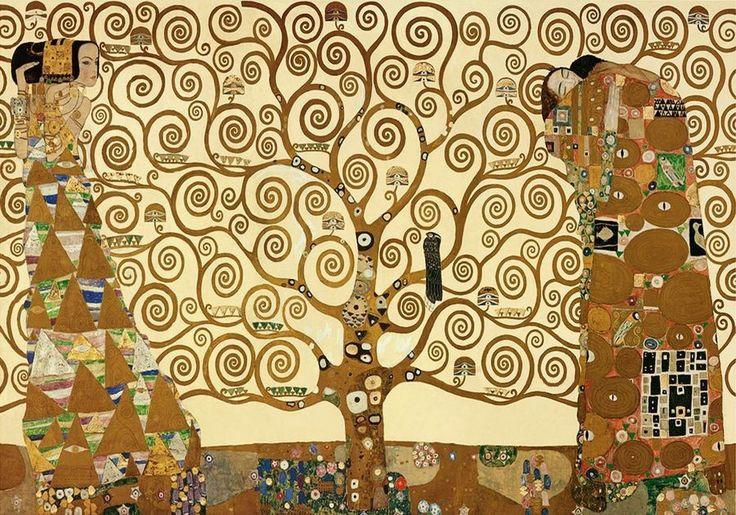 Obraz VR3-74 Gustav Klimt - Strom života